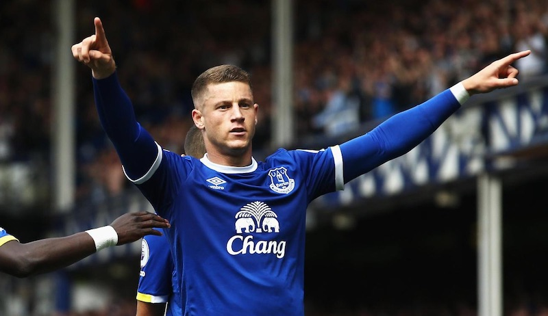 Barkley Everton Premier League