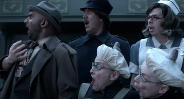 ¡Llega en exclusiva el trailer de 'A Series of Unfortunate Events' de Netflix!