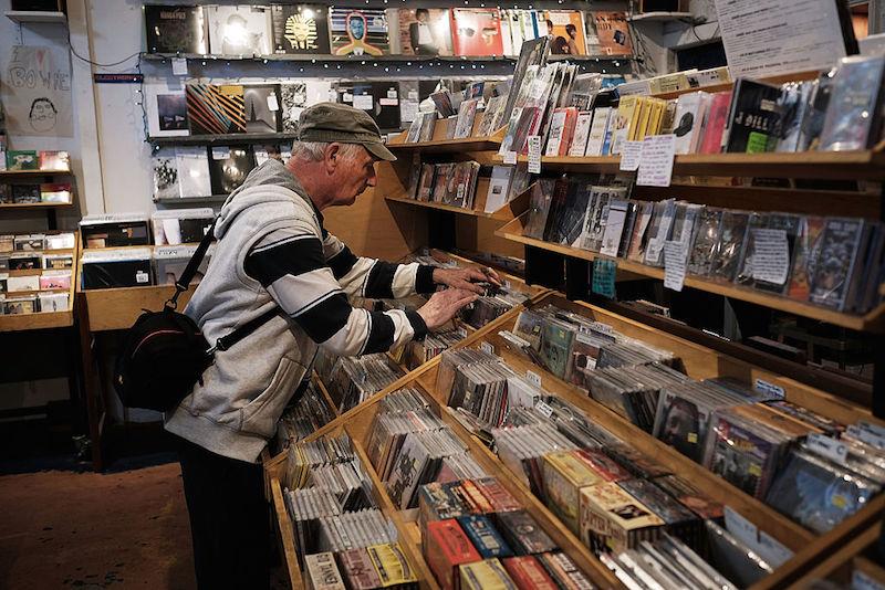 ¡El Black Friday también se celebrará en las tiendas de discos mexicanas!