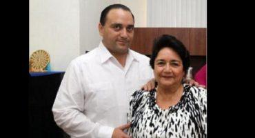 Mamá de Roberto Borge consigue que impidan emitir orden de aprehensión en su contra