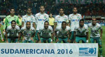 ¡Respeto! Atlético Nacional quiere al Chapecoense como campeón de la Copa Sudamericana