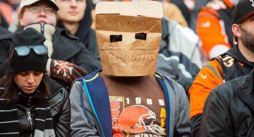 Aficionados planean desfile si los Cleveland Browns terminan 0-16