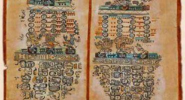 Desde Francia, códice maya regresará a México... pero en formato digital