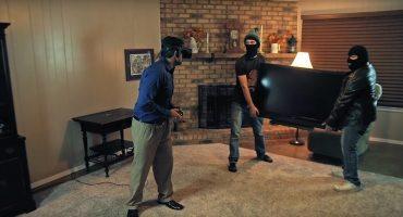 Jugar en realidad virtual tiene sus