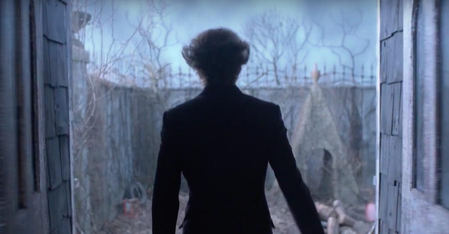 El Conde Olaf hace su entrada triunfal para la serie de Lemony Snicket
