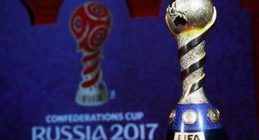 Así quedaron los grupos de la Copa Confederaciones Rusia 2017
