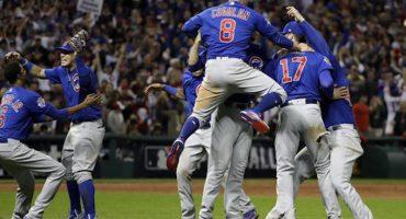 Partidazo en el Progressive Field: ¡Chicago Cubs se llevan la Serie Mundial!
