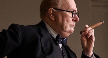 No vas a creer qué actor está detrás de esta caracterización de Winston Churchill