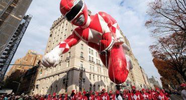 Así viven el Desfile de Acción de Gracias en Nueva York
