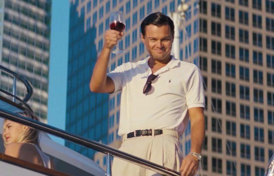 Leonardo DiCaprio - Wallstreet