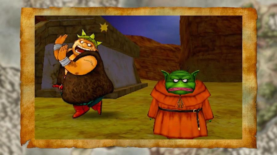 ¡Alabada sea la diosa! Dragon Quest VIII llegará a nuestro lado del charco