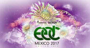 Revelan el indescifrable cartel de EDC México 2017... ¿qué es esto?