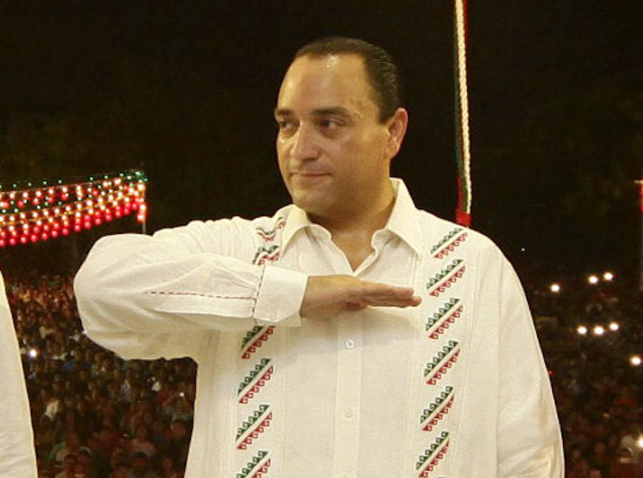 El exgobernador de Quintana Roo, Roberto Borge, remató terrenos a sus familiares y amigos