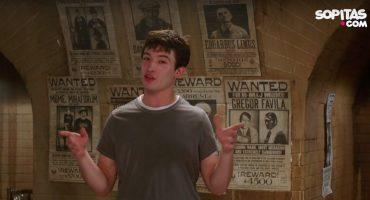 ¡Ezra Miller revela los secretos mágicos de Animales Fantásticos!