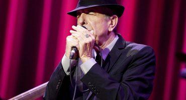 Fallece el legendario músico Leonard Cohen a los 82 años de edad