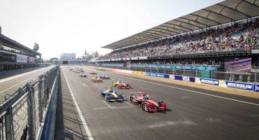 Fórmula E Autos en Foro Sol