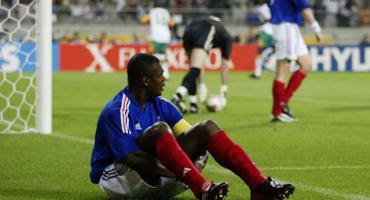 Francia contra Senegal 2002
