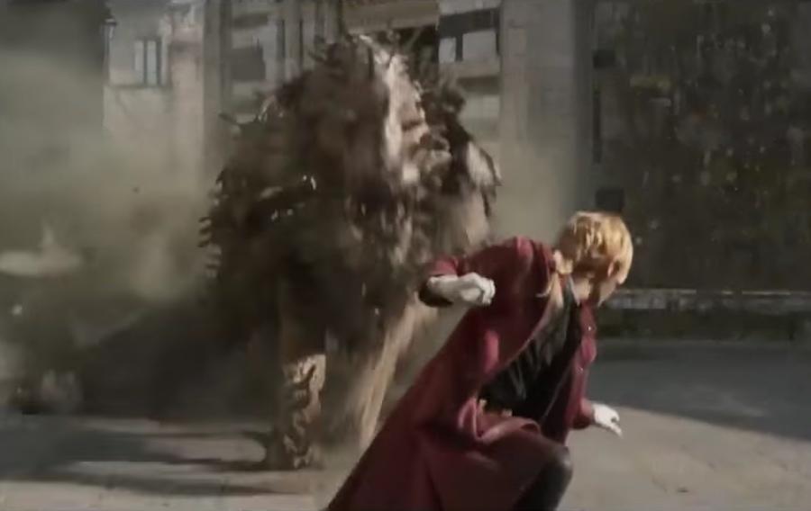 Trailer de Fullmetal Alchemist