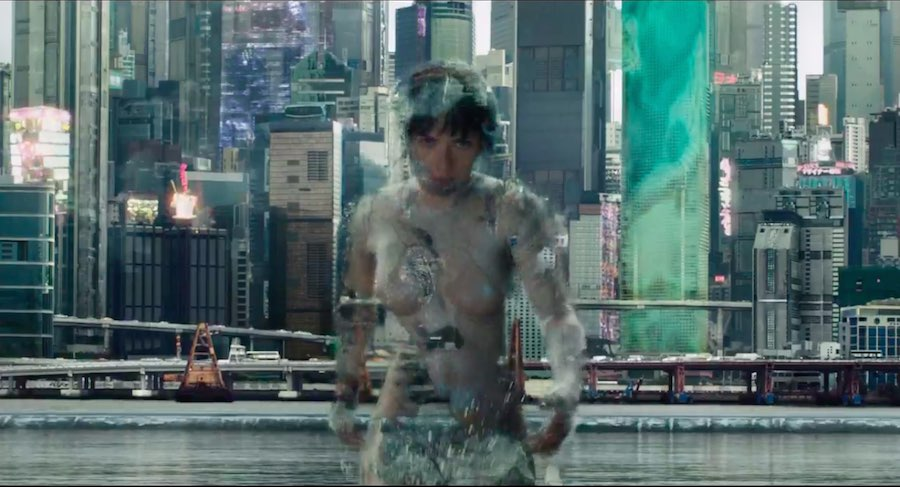 Ghost in the Shell Teaser