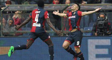 Video: el doblete tempranero de Giovanni Simeone contra la Juventus