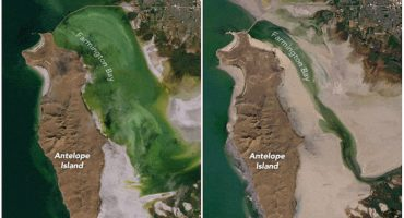 El Gran Lago Salado de Utah está desapareciendo... ¿tiene remedio?