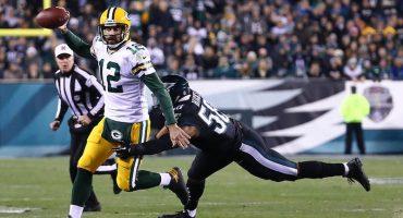 ¡Finalmente Green Bay Packers logra salir del hoyo en el Monday Night!