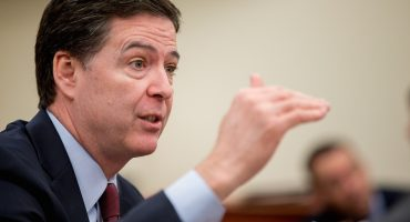 James Comey, exdirector del FBI, declara ante el Senado por caso Trump-Rusia