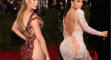 ¿Jennifer López o Kim Kardashian? La galería que definirá de qué lado estás