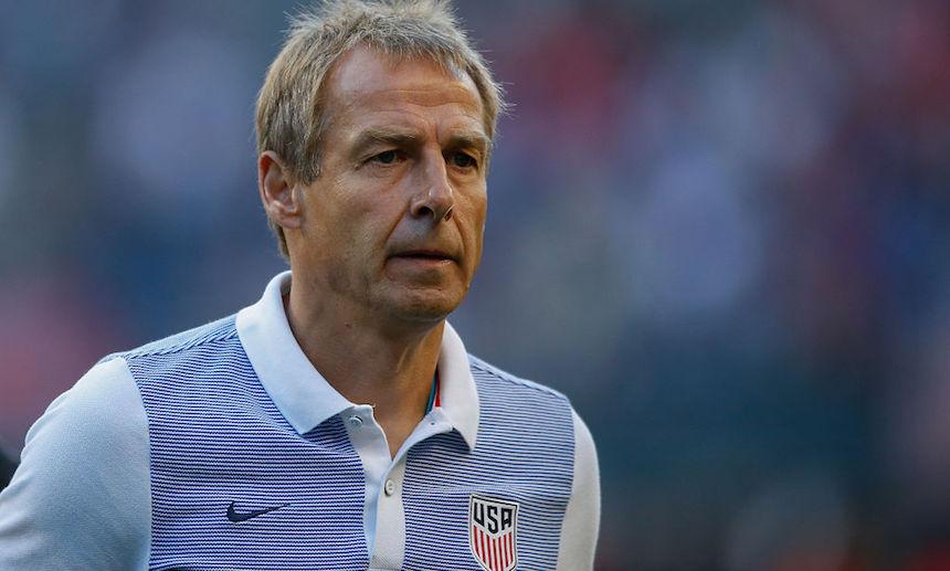 Juegen Klinsmann dio a conocer la lista de los jugadores de los Estados Unidos que enfrentarán a México y Costa Rica