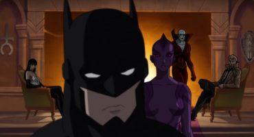 DC da un giro hacia la magia con el trailer de Justice League Dark