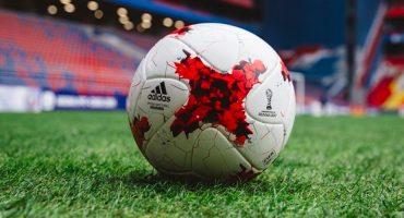 La Copa Confederaciones ya presentó su balón oficial