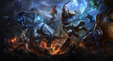 Algunas cosillas que dejó League of Legends en 2016