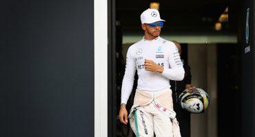Lewis Hamilton arrancará desde la pole position en Abu Dhabi