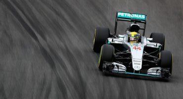 Lewis Hamilton se queda con la Pole Position en el Gran Premio de Brasil
