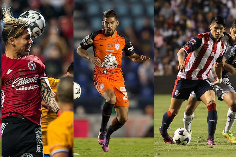 Liguilla Apertura 2016