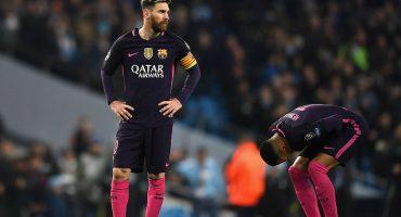 Manchester City se apunta en la carrera por Lionel Messi
