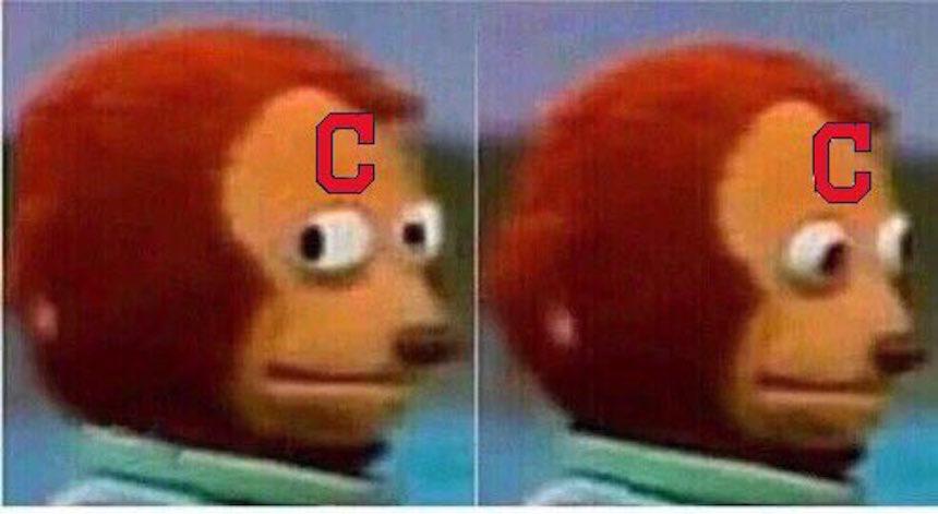 La sequía de los Cleveland Indians seguirá pero los memes no se los perdona