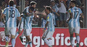¡Argentina respira en las eliminatorias teniendo a Lio Messi como guía!
