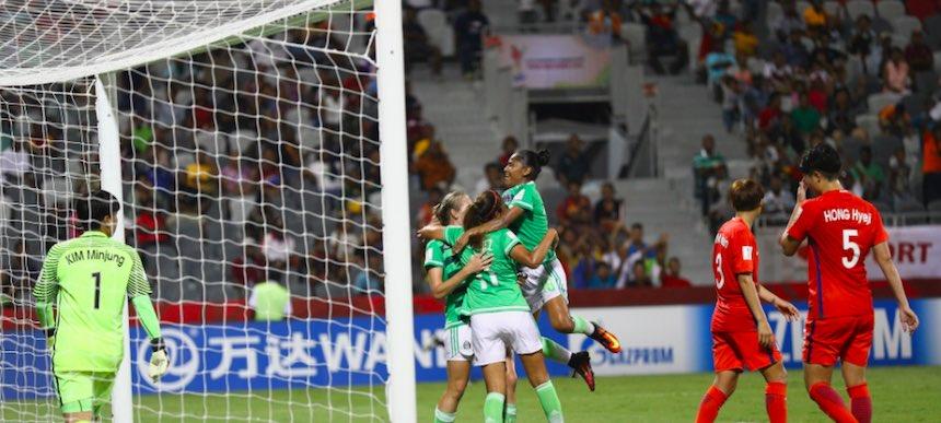 El Tri femenil sub 20 inicia con una victoria contra Corea del Sur