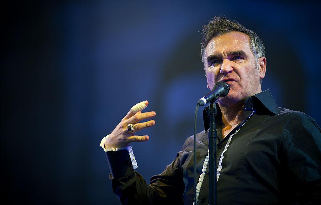 Morrissey pospone su tour por Estados Unidos.