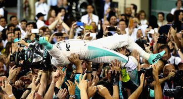 Con Rosberg campeón, sigue el poder alemán en la Fórmula 1