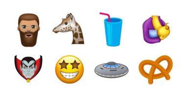 Dinosaurios, ovnis y encuerados: los Emojis que veremos en el 2017