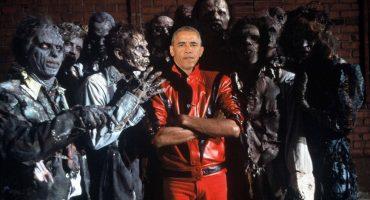 Saben que lo quieren ver... es Obama bailando