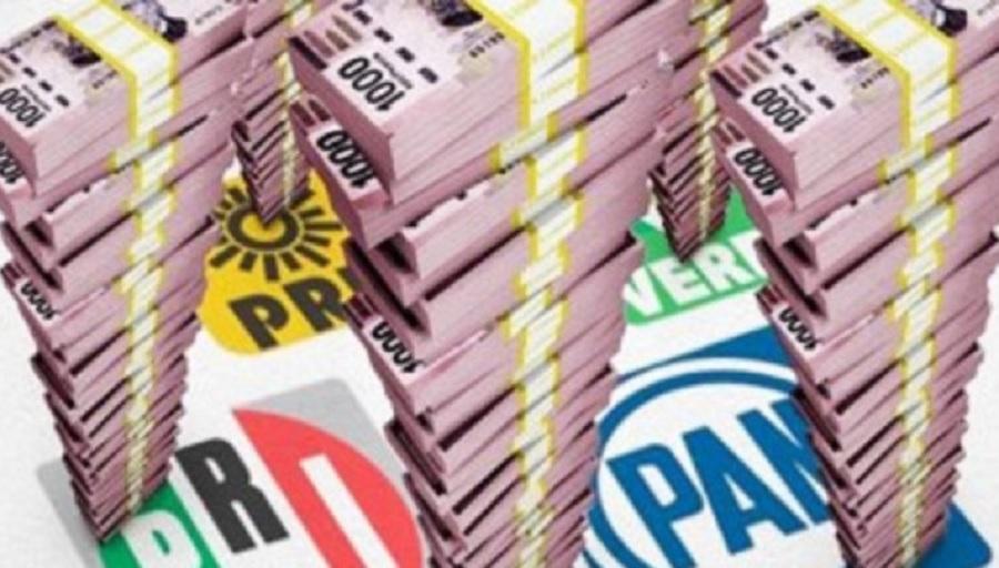 ¿Y Hacienda? Partidos políticos deben 626 millones de pesos en impuestos