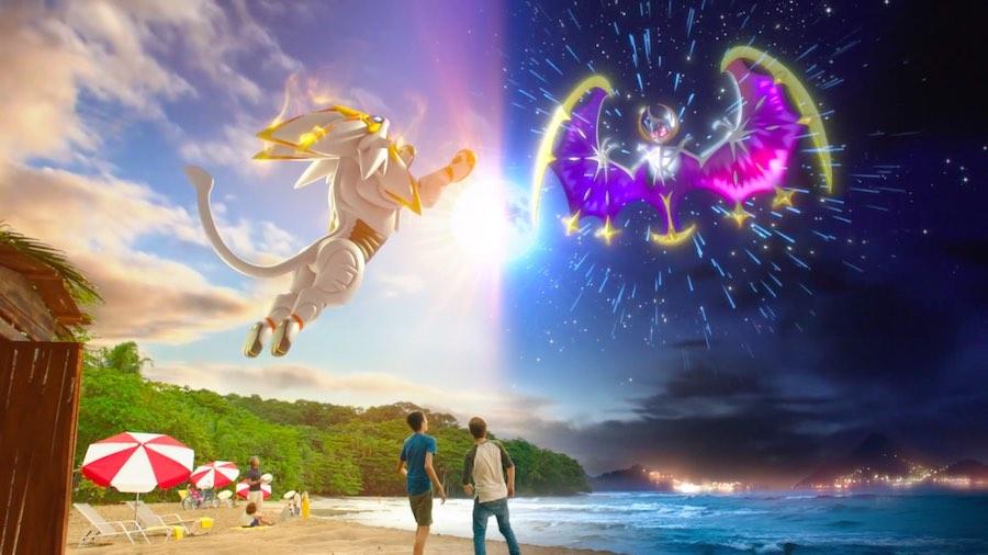 Pokemon Sun/Moon