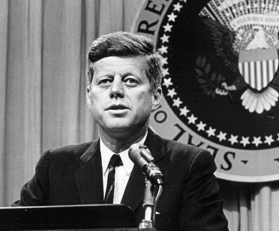 ¿Donald Trump podría correr el mismo destino que John F. Kennedy?