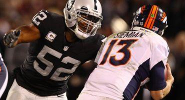 Denver Broncos pierde su pequeña racha de victorias ante Oakland Raiders