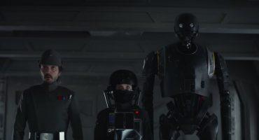 Sigamos a Diego Luna en este detrás de cámaras de Rogue One