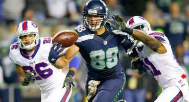 ¡Gracias, Jimmy Graham! Seattle Seahawks gana en el Monday Night Football