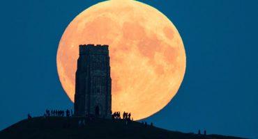 La próxima semana veremos la Luna más cercana a la Tierra en 68 años
